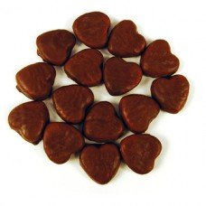 RAINBOW CHOCOLATE HEARTS 1KG (225)