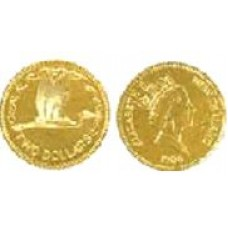 GOLD CHOCOLATE COINS (180)
