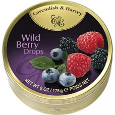 C & H WILDBERRY DROPS 175G
