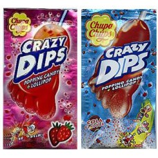 CHUPA CHUP CRAZY DIP - MIXED (24)