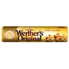 WERTHERS B/SCOTCH 50g  (24)