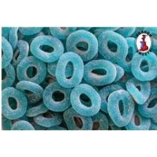 DRAGON SOUR BLUEBERRY RINGS 2KG (400)
