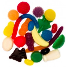 RAINBOW PARTY MIX 1KG  (180)